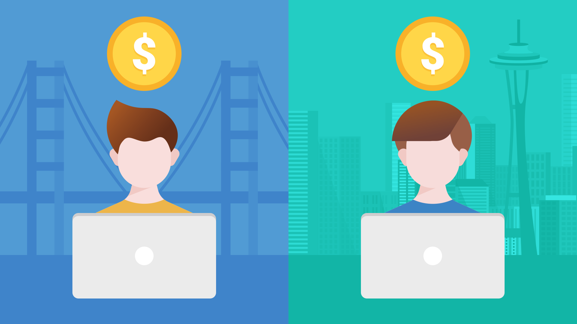 Compensation for Software Engineers: San Francisco vs. Seattle